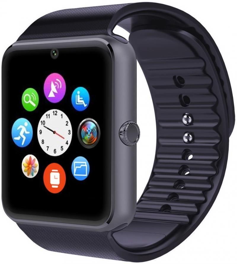 Смарт-часы Colmi GT08 Bluetooth 3.0 черный