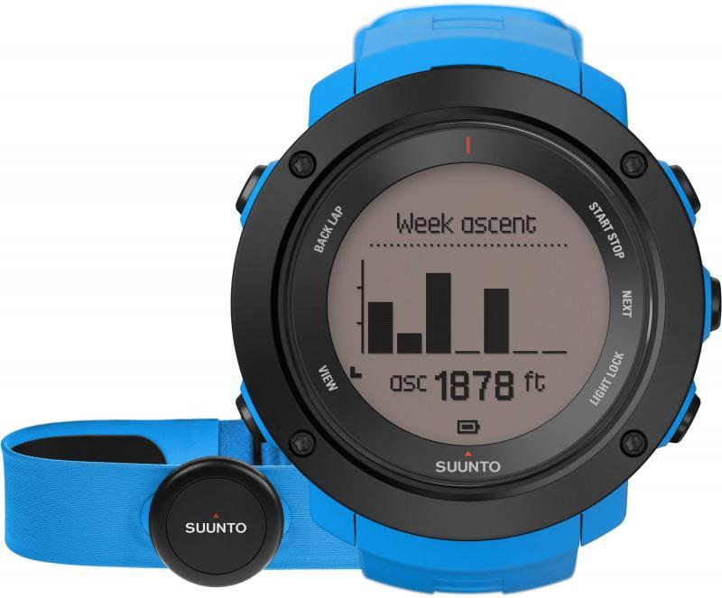Смарт-часы Suunto Ambit3 Vertical HR синий SS021968000