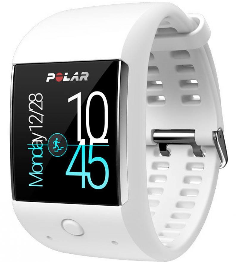 Смарт-часы Polar M600 TFT белый 90062397 женские часы polar ft40fwhi
