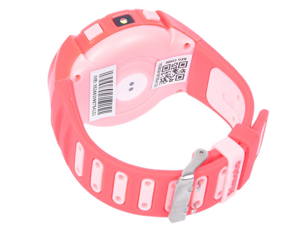 Смарт-часы Knopka Aimoto Sport красный 9900105