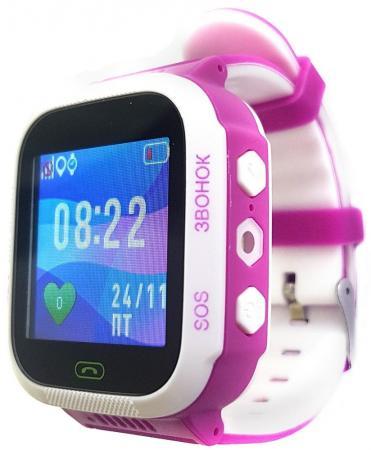 Смарт-часы Jet Kid Smart лиловый стоимость