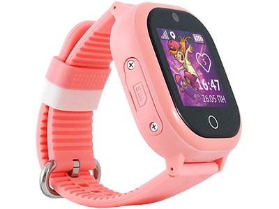 Смарт-часы Knopka Aimoto Ocean розовый 9200103 стоимость