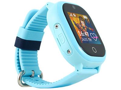 Смарт-часы Knopka Aimoto Ocean голубой 9200104