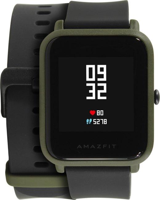 Смарт-часы Xiaomi Amazfit Bip Green (UYG4023RT) стоимость