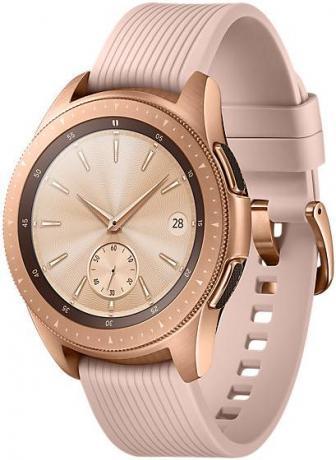 Смарт-часы Samsung Galaxy Watch SM-R810, Розовое золото (-R810NZDASER)