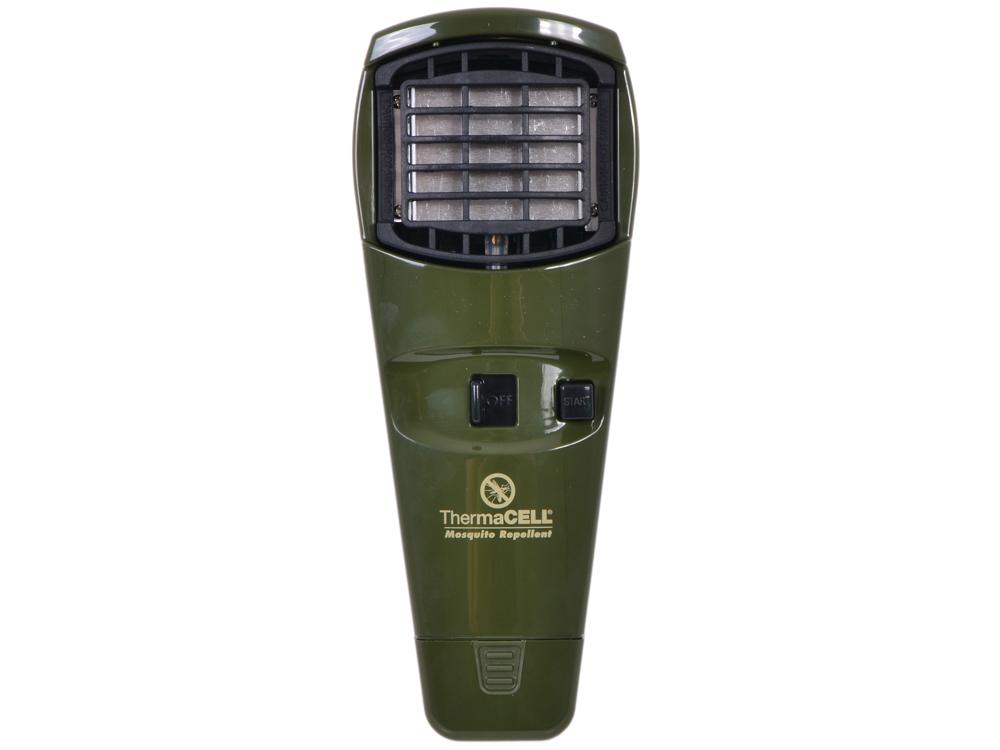 Прибор противомоскитный ThermaCell MR G06-00 (цвет оливковый, состав:прибор + 1 газовый картридж + 3 пластины)