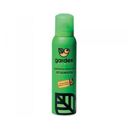 где купить GARDEX Family Аэрозоль-репеллент от комаров с алое вера 150мл по лучшей цене