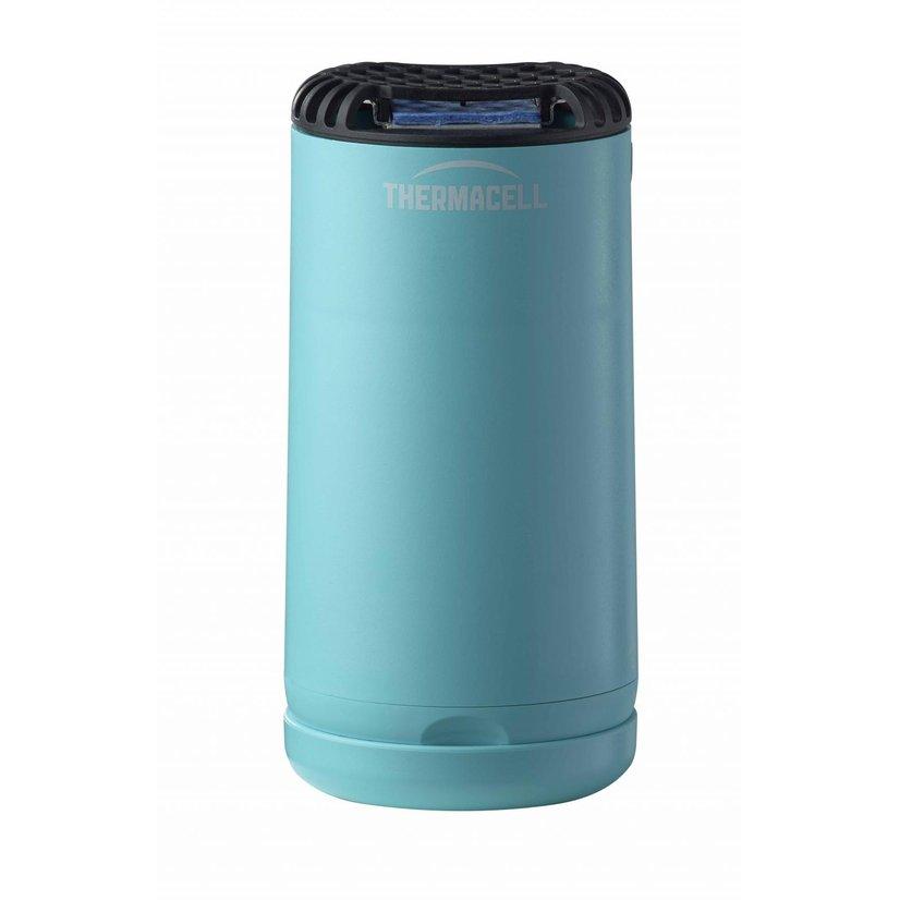 Лампа противомоскитная Thermacell Halo Mini Repeller Blue (цвет синий, в комплекте: лампа + 1 газовый картридж + 3 пластины)