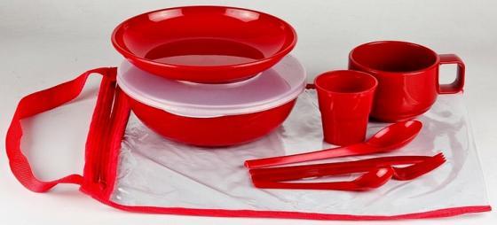 SOLARIS набор посуды на 1 персону «Командировочный» vitra nest a42242exp
