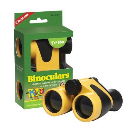 COGHLANS 0238 Бинокль детский бинокль детский coghlan s цвет желтый черный 4х30