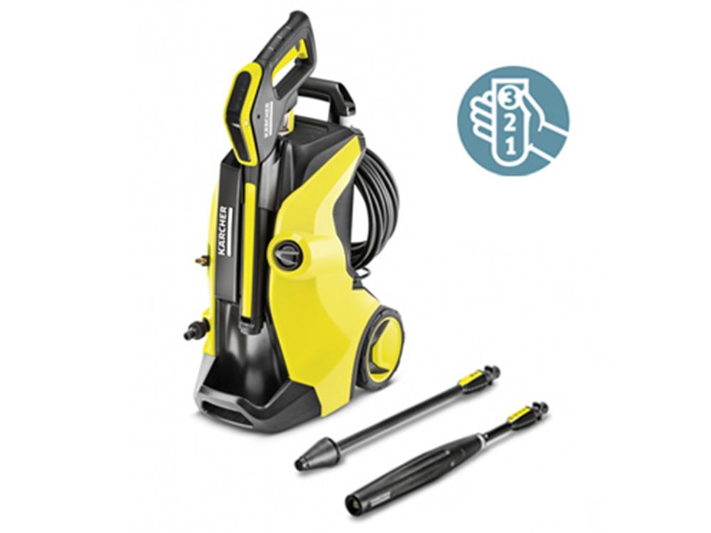 Купить Минимойка Karcher K 5 Full Control EU, 2100Вт, давление 20-145 бар. 500л/час, набор насадок, бытовая