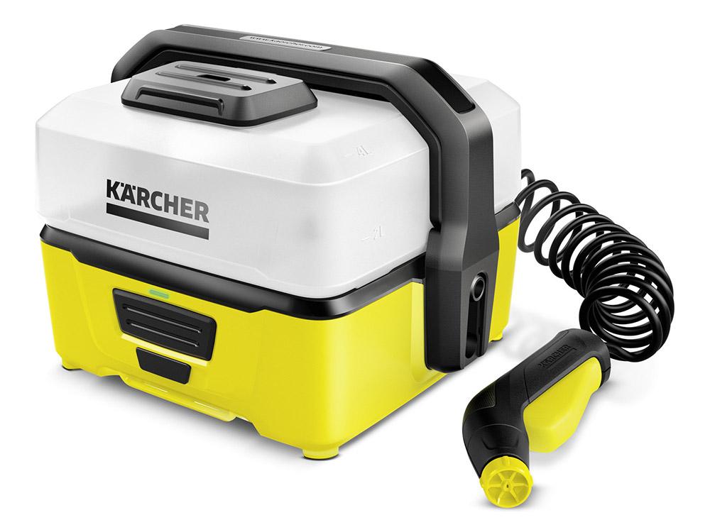 Минимойка Karcher OC 3 *EU Портативный очиститель все цены