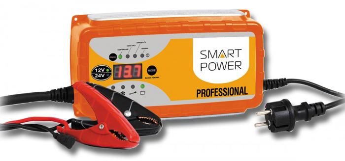 Зарядное устройство для автомобилей BERKUT SP-25N 14,4-14,7/Максимальный ток зарядки 25А или 12,5А/Класс защиты IP 20/1,95 кг