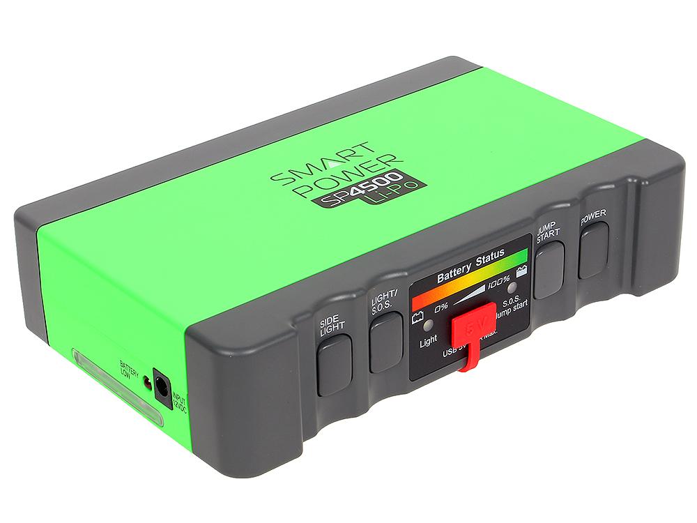 Автомобильное пуско-зарядное устройство Berkut SP-4500 12 В/4500 мА*ч/Макс. пусковой ток 405 А/-30°С / +50°С