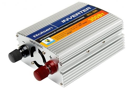 Автомобильный инвертор Rolsen RCI-300