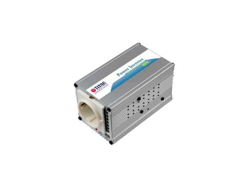 Автомобильный инвертор напряжения Titan TP-300L6 300Вт автомобильный инвертор напряжения belkin f5c412eb300w