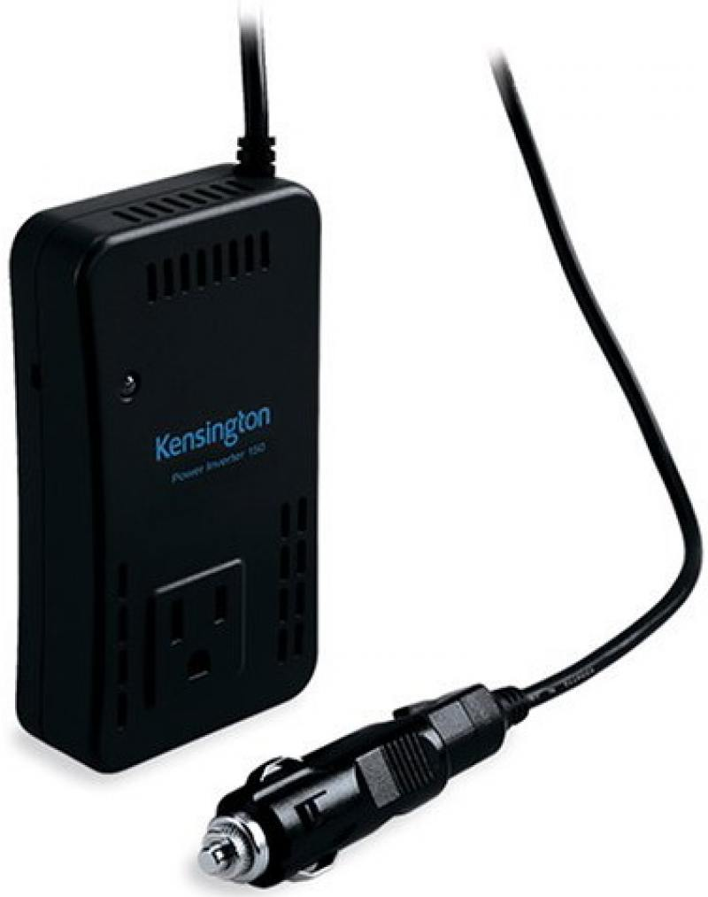 Автомобильный инвертор напряжения Kensington Ultra Portable Power Inverter 150 150Вт 33362EU