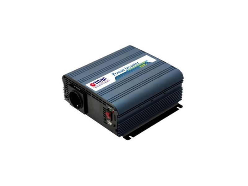 Автомобильный инвертор напряжения Titan HW-600V6 600Вт