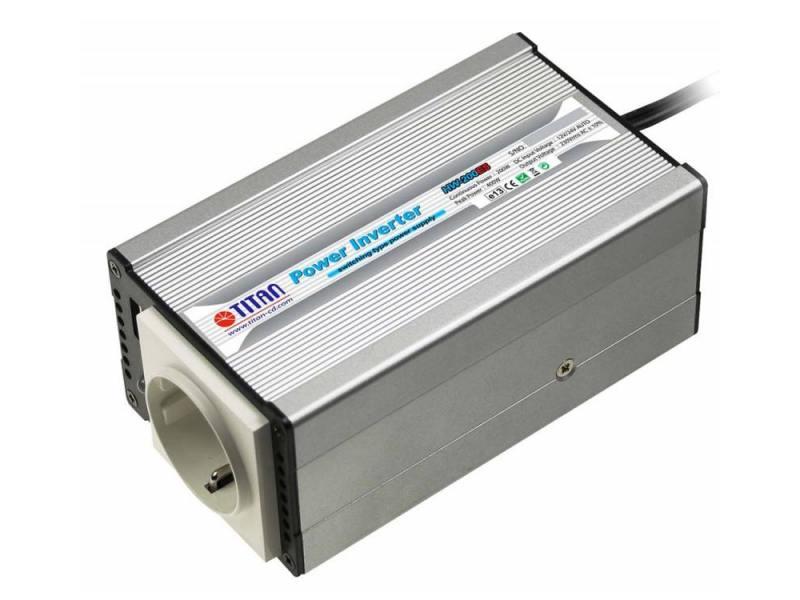 Автомобильный инвертор напряжения Titan TP-200E5 200Вт