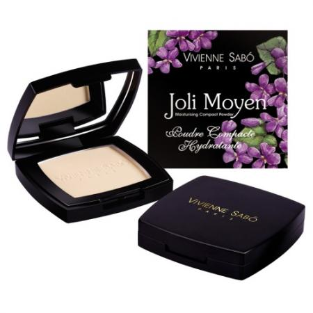 VS Пудра компактная матирующая/ Mattifying Pressed powder/ Poudre Matifiante compacte Joli Moyen тон essence mattifying compact powder 04 цвет 04 perfect beige variant hex name facfbb