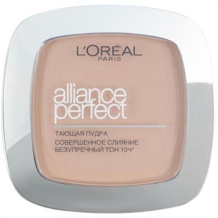 Фото - LOREAL ALLIANCE PERFECT Пудра для лица тон D3 светло-бежево золотой loreal alliance perfect пудра для лица тон d5