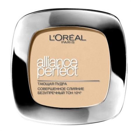 LOREAL ALLIANCE PERFECT Пудра для лица тон D5