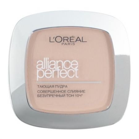LOREAL ALLIANCE PERFECT Пудра для лица тон N2 румяна loreal paris румяна alliance perfect loreal