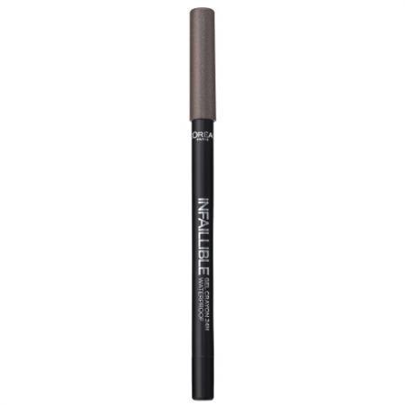 Loreal infaillible карандаш для глаз тон 4 на