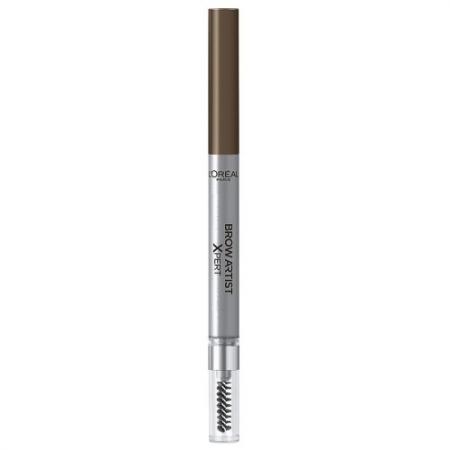 LOREAL BROW ARTIST XPERT Карандаш для бровей тон 105 Коричневый l oreal perfection brow artist xpert карандаш для бровей тон 105 коричневый