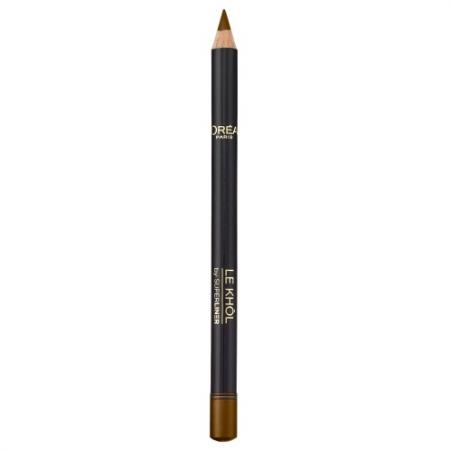 LOREAL COLOR RICHE Карандаш для глаз тон 102 Кофейный Стамбул turvan 3 стамбул