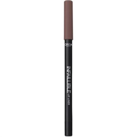 LOREAL INFAILLIBLE Карандаш для губ тон 212 Идеальный капучино карандаш для губ loreal paris infaillible тон 001 идеальное сияние a9305060