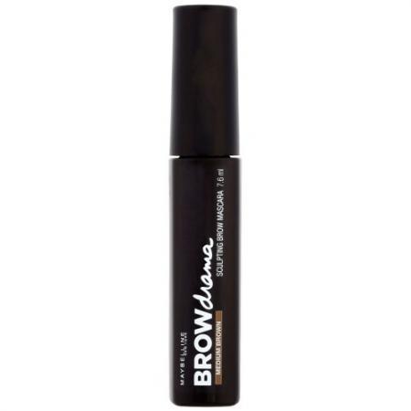 MAYBELLINE Тушь для бровей Brow Drama Светло-коричневый maybelline мастер формы карандаш для бровей светло коричневый