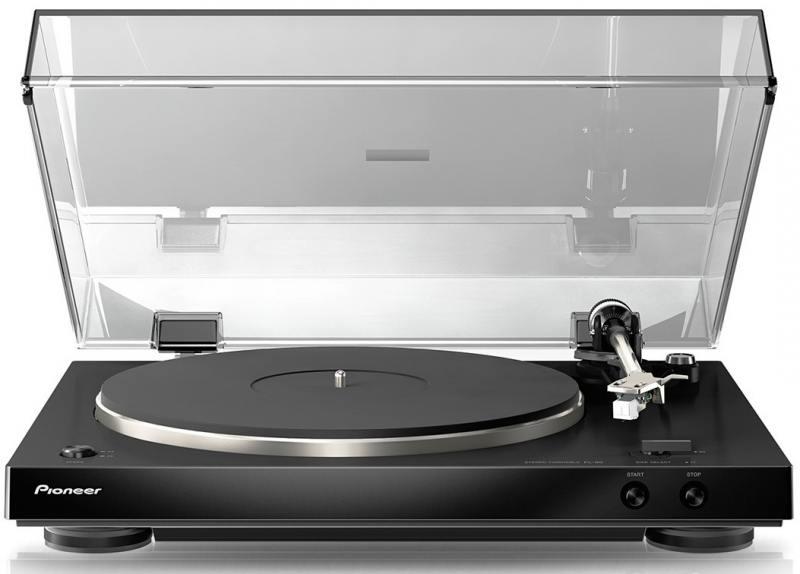 Проигрыватель винила Pioneer PL-30-K черный cd проигрыватель pioneer pd 30 k