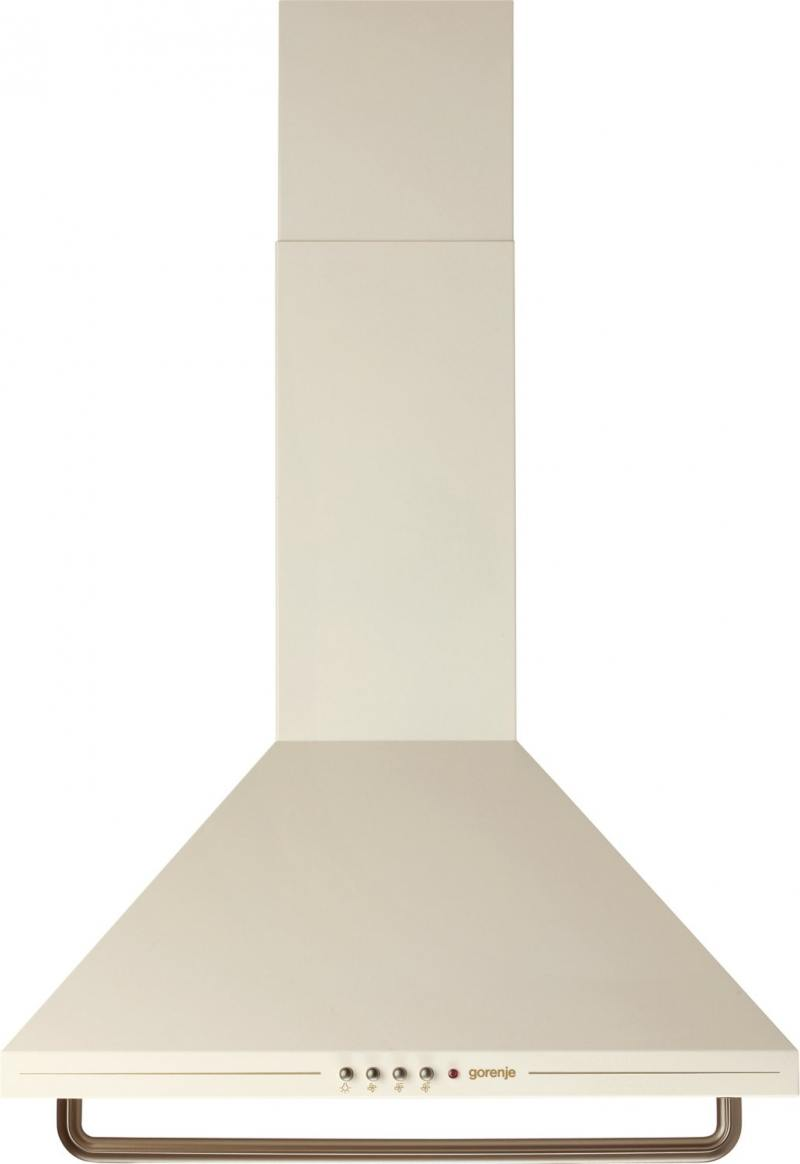 Вытяжка каминная Gorenje DK63CLI вытяжка каминная gorenje ghv92x