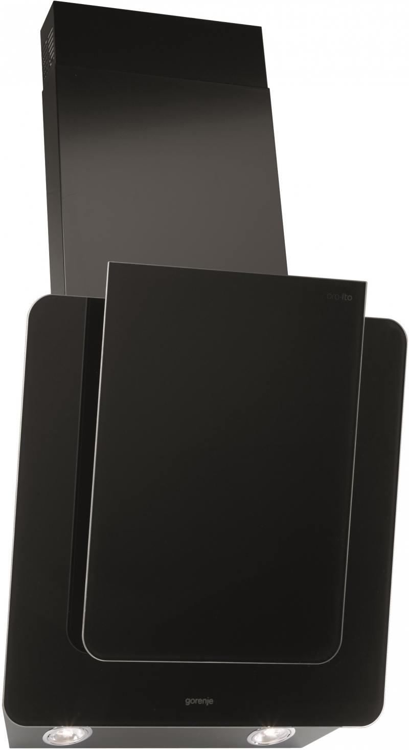 Вытяжка каминная Gorenje DKG552-ORA-S черный