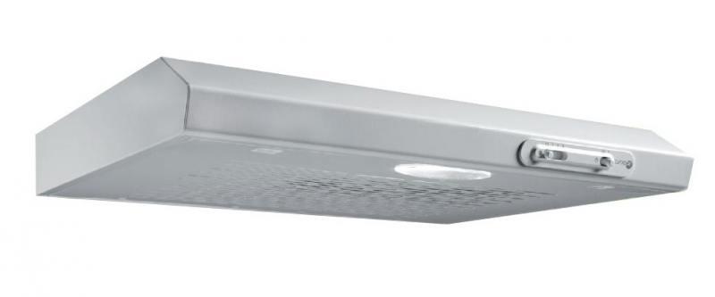 Вытяжка подвесная Jetair SENTI SI/F/50 серебристый от OLDI