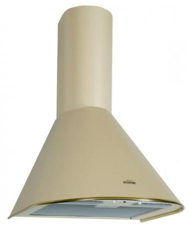 Вытяжка каминная Elikor Эпсилон 50П-430-П3Л ваниль elikor эпсилон 50п 430 п3л встраиваемая вытяжка