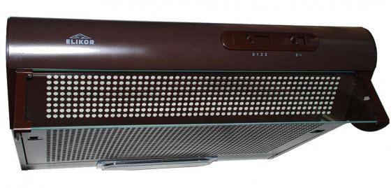 Вытяжка подвесная Elikor Davoline 60П-290-П3Л коричневый вытяжка подвесная mbs rumia 160 brown коричневый