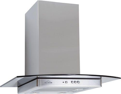 Вытяжка каминная Elikor Кристалл 50Н-430-К3Д серебристый цена и фото