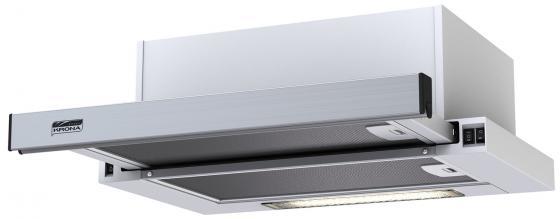 Вытяжка встраиваемая KRONA KAMILLA 500 INOX/INOX вытяжка krona diana 500 inox push button