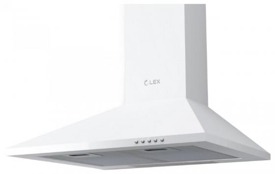 Вытяжка LEX BASIC 600 WHITE