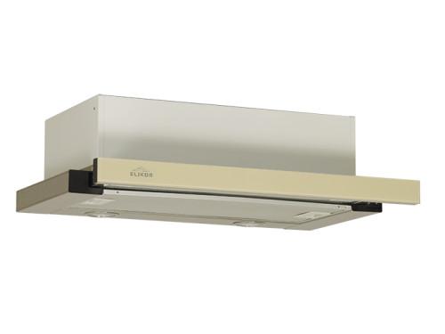 Интегра Glass 60Н-400-В2Д нерж/бежевое стекло цена и фото