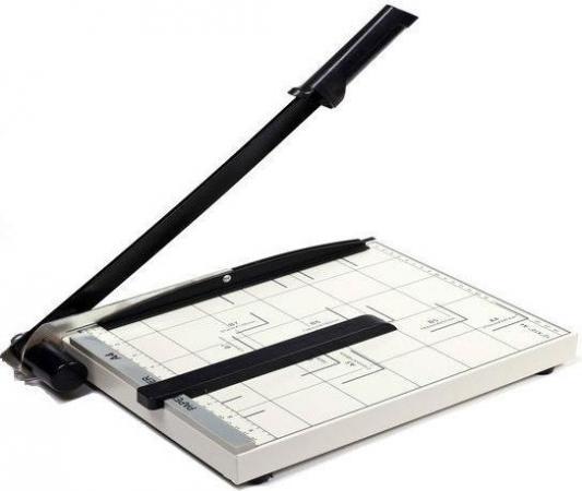 Резак Office Kit cutter A4, Формат A4 10 листов, длина реза 300мм, автоприжим ламинатор office kit l2305 a4