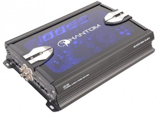 Усилитель звука Phantom LX 4.120 4-канальный усилитель автомобильный phantom lx 4 120