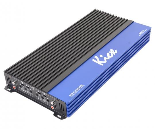 Усилитель звука Kicx AP 4.120AB 4-канальный усилитель kicx gt 4 100
