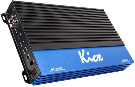 Усилитель звука Kicx AP 1000D 1-канальный усилитель автомобильный kicx ap 2 80ab ap 2 80ab