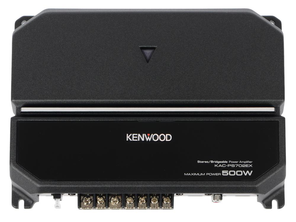 Усилитель звука Kenwood KAC-PS702EX 2-канальный kenwood kac ps404