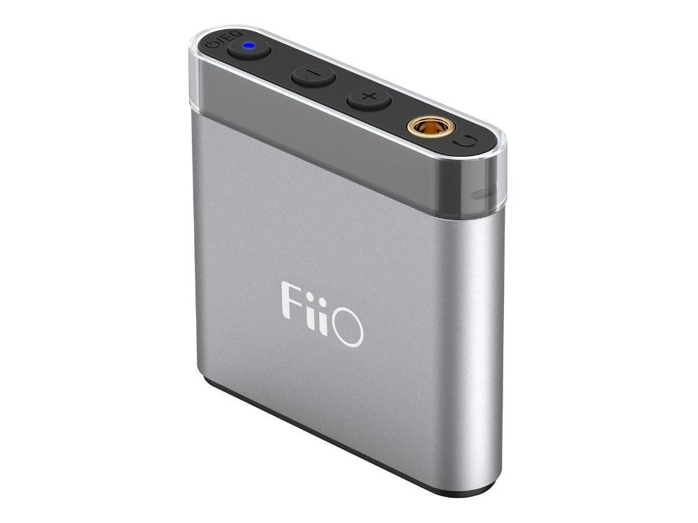 Усилитель для наушников FIIO A1 усилитель для наушников fiio btr1 black