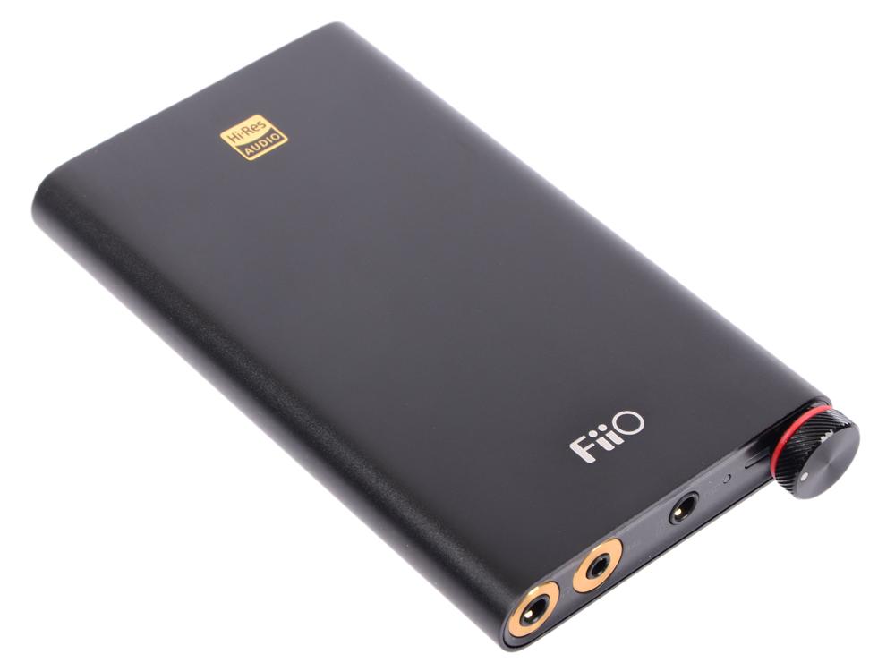 Усилитель для наушников FIIO Q1 II black smsl sd 793 ii black усилитель для наушников
