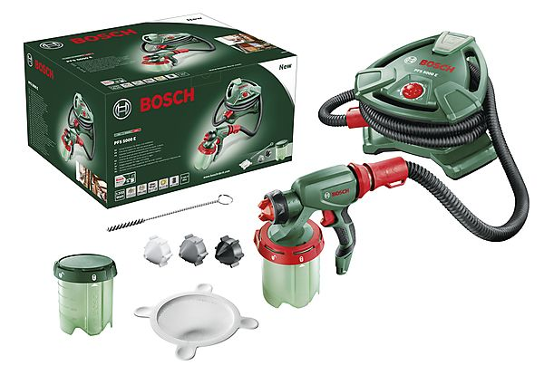 Краскопульт Bosch PFS 5000E краскораспылитель bosch pfs 5000 e 0603207200